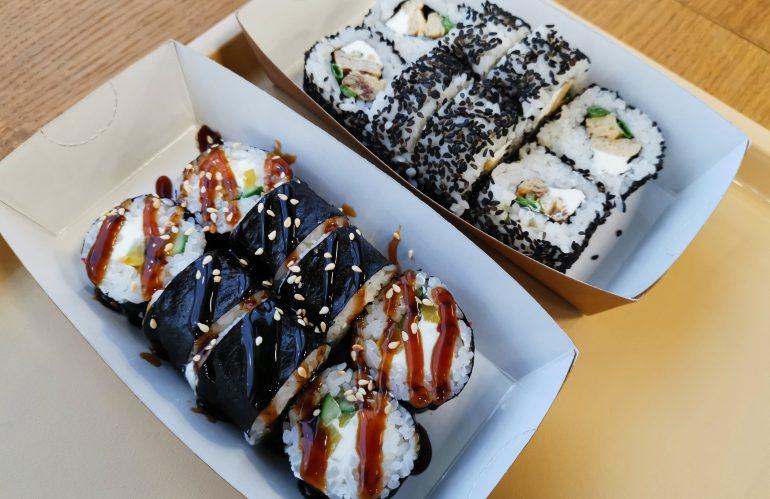 суши роллы crm